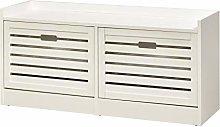Generic shoe cabinet, Wood, 97 x 30 x 45.5 h
