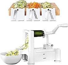 Generic Spiralizer 3-Blade Vegetable Cutter,