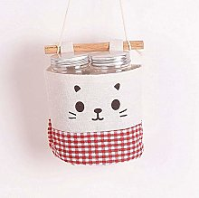 Generies Multifunctional Laundry Baskets Cotton
