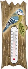 Générique Generic 1484Thermometer Wall Wood
