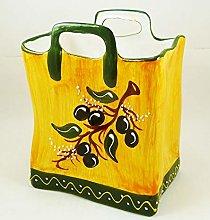 Générique Maxi Utensil Basket Olive Green M