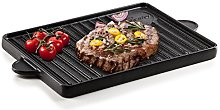 Genius BBQ Grill Plate Reversible Grill Plate