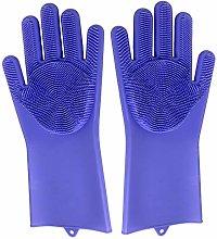 Genius Ideas ® Magic Silicone Gloves - Reusable -