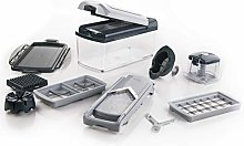 Genius Nicer Dicer Fusion, Vegetable Cutter, Onion