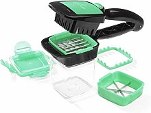 Genius Nicer Dicer Quick Chopper for Fruit and