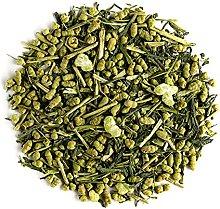 Genmaicha Roasted Rice Japanese Tea - Green Genmai