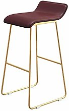 genneric Bar Stools Nordic Wrought Iron Fashion