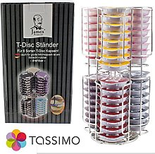 Genuine Bosch Tassimo 48 T Disc Capsule Holder - 2
