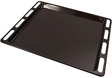 Genuine Hotpoint Grill Pan/Drip Tray - Black