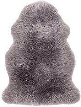 Genuine Sheepskin Wool Rug - Single