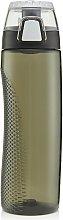 Genuine Thermos Hydration Smoke Grey Bottle - 710ml