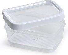 Geoffrey 1.03L Food Storage Container (Set of 2)