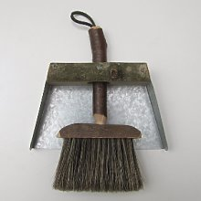 Geoffrey Fisher - Dustpan And Brush -