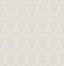 Geometric 10m x 52cm Wallpaper Roll Zipcode Design