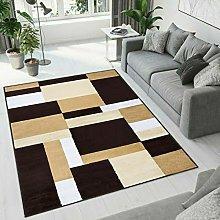 Geometric Design Rectangle Area Rug OR Carpet