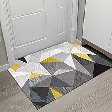 Geometric Printed Mat Living Room Rug Non-slip