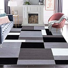 Geometric Rug Bedroom Carpet Living Room Area Rugs