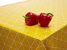 Geometric Triangles Decorative Wipe Clean PVC