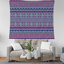 Geometry Tapestry Wall Decor Bedspread Coverlet