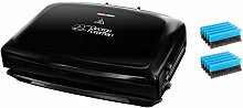 George Foreman 24330 Large 5 Portion Health Grill