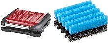 George Foreman 25040 Five Portion Family Grill,