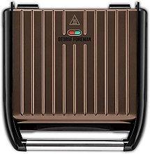 George Foreman 25053 Electric Grill, 1850 W, Dark