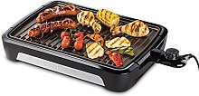 George Foreman 25850 Smokeless Electric Grill,