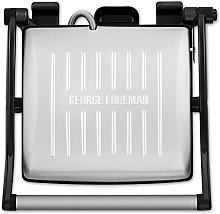 George Foreman 26250 Flexe Electric Grill-Flat