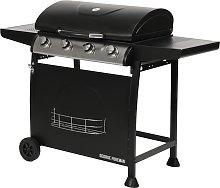 George Foreman 4 Burner Gas BBQ