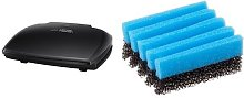 George Foreman Entertaining 10-Portion Grill 23440