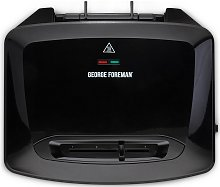 George Foreman Extra Large Removable Plates Grill