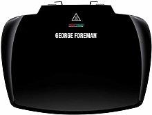 George Foreman Large Grill 23440, Black