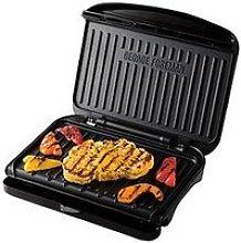 George Foreman Medium Black Fit Grill - 25810