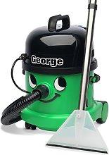George GVE370 Wet & Dry Bagged Cylinder Vacuum