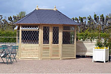 Georgian Summerhouse Pavilion (Large)