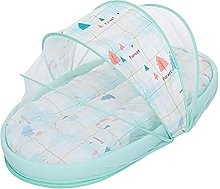 Geranium Portable Baby Travel Bed Set, Folding