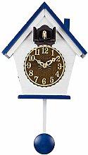 Gerenic Handcrafted Wood Cuckoo Clock,Cuckoo
