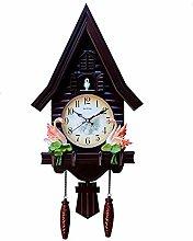 Gerenic Mini Tiny Modern Cuckoo Clock,Modern