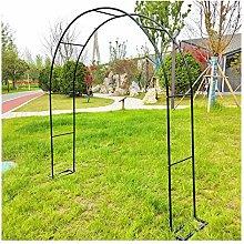 GEREP Iron Garden Arbor Arch Archway Garden Arch