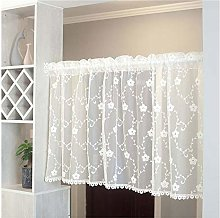 GEREP Valance Curtain Kitchen Curtains Tier, Cafe