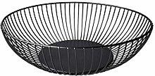 gerFogoo Metal Fruit Bowl,Fruit Baskets for