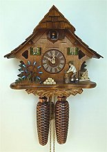 German Cuckoo Clock 8-day-movement Chalet-Style 11