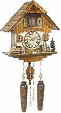 German Cuckoo Clock Quartz-movement Chalet-Style