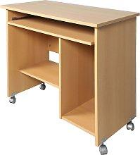 Germania Computer Desk Beech 0482-11