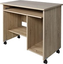 Germania Computer Desk Sonoma Oak 0486-156