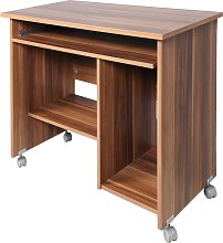 Germania Computer Desk Walnut 0482-88