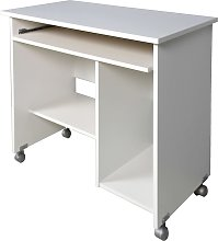 Germania Computer Desk White 0482-84