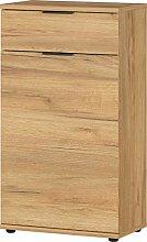 Germania Shoe Cabinet, Navarra-Oak-nb, B/H/T