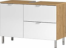 Germania Wash Basin Cabinet, Grandson Oak