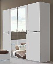 Germanica BAVARI Bedroom Furniture 4 Door Wardrobe